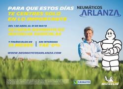 Financiación 0% para neumáticos agrícolas
