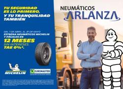 Financiación 0% para neumáticos de camión