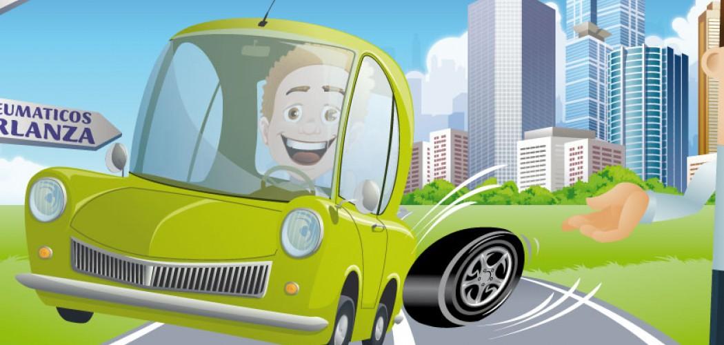 Neumáticos Turismo, Vehículos comerciales y 4x4