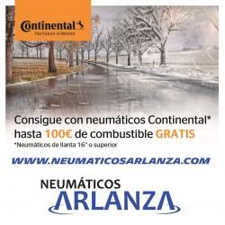 Neumáticos Continental tiene premio