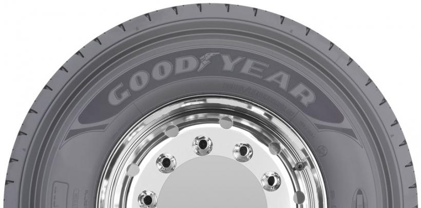 Llega la nueva generación de neumáticos Goodyear para camión