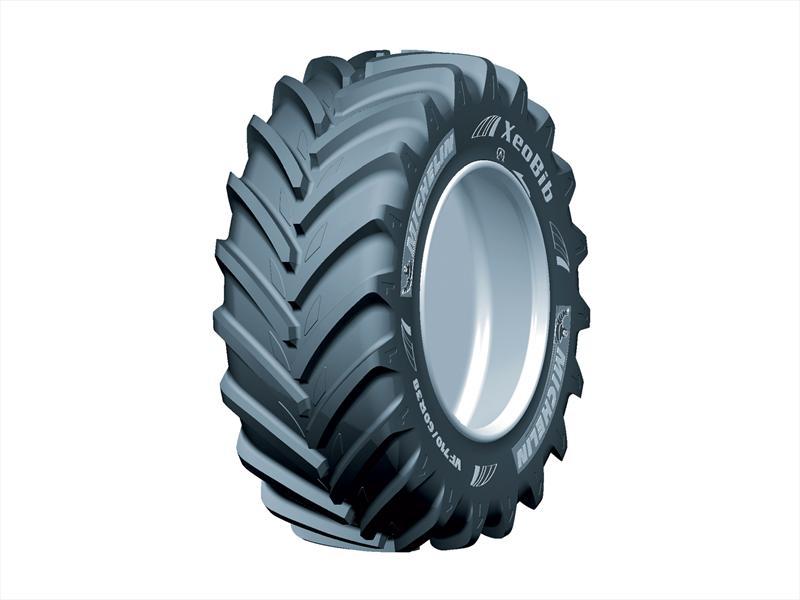 Michelin: Nuevos neumáticos agrícolas